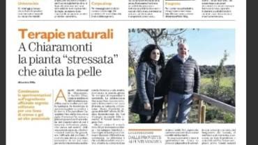 La Nuova Sardegna parla di noi!!